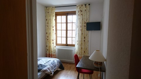 Chambre 1 individuelle